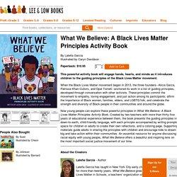What We Believe by Laleña Garcia, illus. by Caryn Davidson