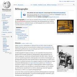 Bélinographe