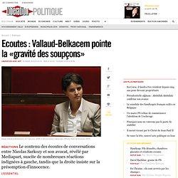 Ecoutes Sarkozy: «Pas digne d'un ancien président» pour Touraine