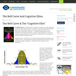 The Bell Curve And Cognitive Elites