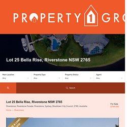 Bella Rise, Riverstone NSW 2765
