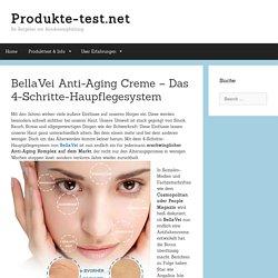 BellaVei - Das Anti-Aging-Hautpflegesystem gegen Falten