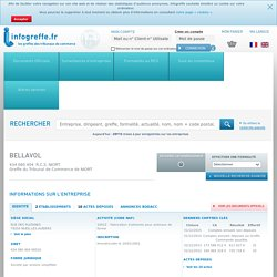 BELLAVOL à NUEIL-LES-AUBIERS (434080404)