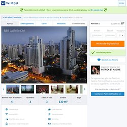 B&B La Belle Cité - Appartement - Panama City