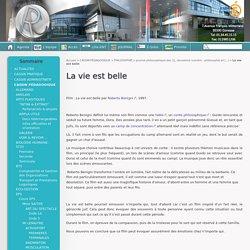 La vie est belle - Lycée René Cassin-Gonesse