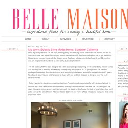 belle maison - StumbleUpon