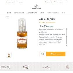 Ado Belle Peau, pour les peaux à problemes - Ballot-Flurin