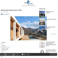 Bellecombe Holiday House / ACAU