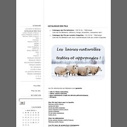Bellelaine (laines bio)
