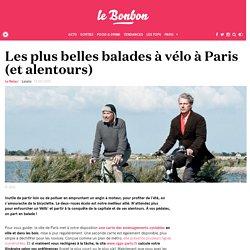 Les plus belles balades à vélo à Paris (et alentours)