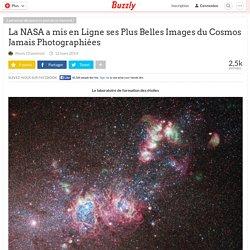 Images du Cosmos par la NASA