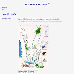 Jean BELLISSEN - Documents d'artistes PACA