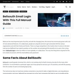 Bellsouth Email Login With This Full Manual Guide