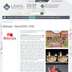 Beloola - Plus qu'un réseau, un véritable espace social.