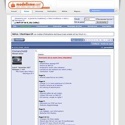 Forum Modélisme / Belt-CP de E_sky (eSky)