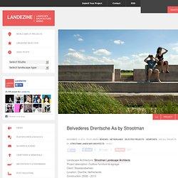 Landezine » Belvederes Drentsche Aa by Strootman