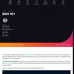 BEM 101