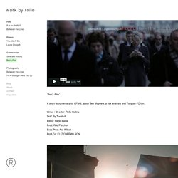 Ben's Film - iamrollo