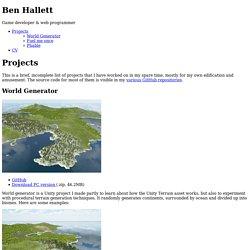 Ben Hallett