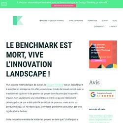 Le benchmark est mort, vive l'innovation landscape ! □ Klap : Sprint de co-création