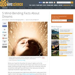 5 Mind-Bending Facts About Dreams | Lucid Dreams & Nightmares