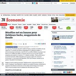 Le Royaume-Uni ouvre à son tour une enquête sur Goldman Sachs -