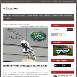 benefice-record-pour-jaguar-et-land-rover