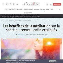 Les bénéfices de la méditation sur la santé du cerveau enfin expliqués