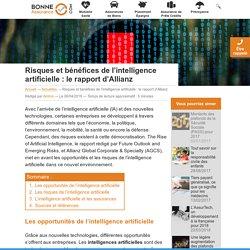16 avril 2018 - Entre bénéfices et risques : le constat d'Allianz sur l'IA