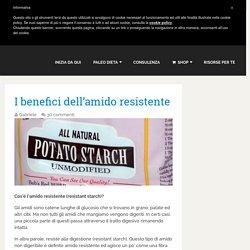 I benefici dell'amido resistente » Codice Paleo