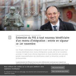 Extension du PIIS à tout nouveau bénéficiaire d'un revenu d'intégration : entrée en vigueur ce 1er novembre
