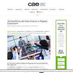 10 beneficios del Flipped Classroom o Aula Inversa