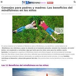 Consejos para padres y madres: Los beneficios del mindfulness en los niños - Omicrono