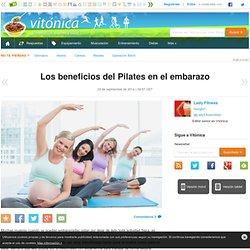 Vitónica - Los beneficios del Pilates en el embarazo