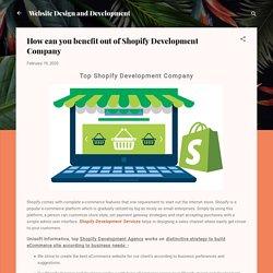 Outsource Shopify Development Services