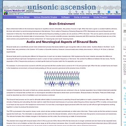 Benefits | Unisonic Ascension - Beyond Meditation