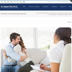 The Benefits of Availing Marriage Counseling?