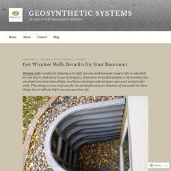 Protect Your Basement With Window Wells and Covers