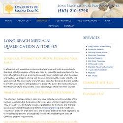 Long Beach Medi-Cal Attorney
