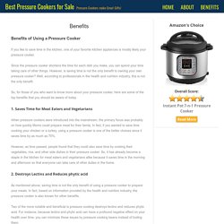 Best Pressure Cookers for Sale