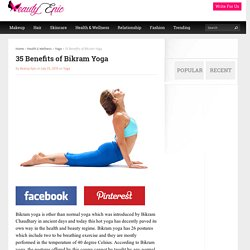 Benefits of Bikram Yoga