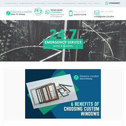 6 Useful Benefits of Choosing Custom Windows For Your Property