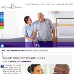 Benefits of Companionship for Seniors