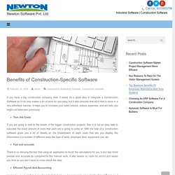 Get The Best Software For Builders