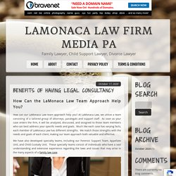 Benefits of Having Legal Consultancy Law Team