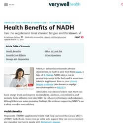 NADH: Benefits, Side Effects, Dosage, and Interactions