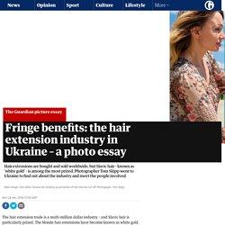 the hair extension industry in Ukraine -CHEVEUX -UKRAINE