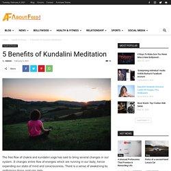 5 Benefits of Kundalini Meditation