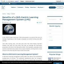 Benefits Of Learning Management System