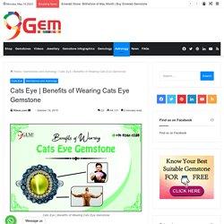 Benefits of Wearing Cats Eye (Lehsunia) Gemstones - 9Gem.com